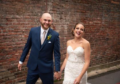 Wedding in Asheville