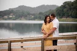Lake Junaluska Engagement photos