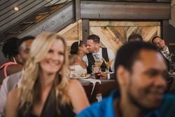 Highland Brewing Wedding Reception