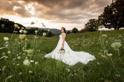 loralei inn bridal session