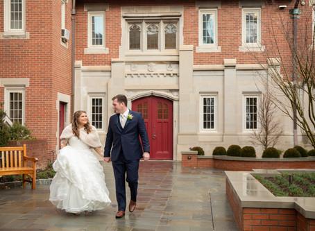 Homewood Wedding Asheville:  L + R