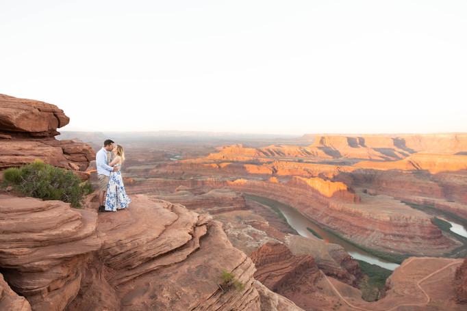 Moab Utah Engagement photos