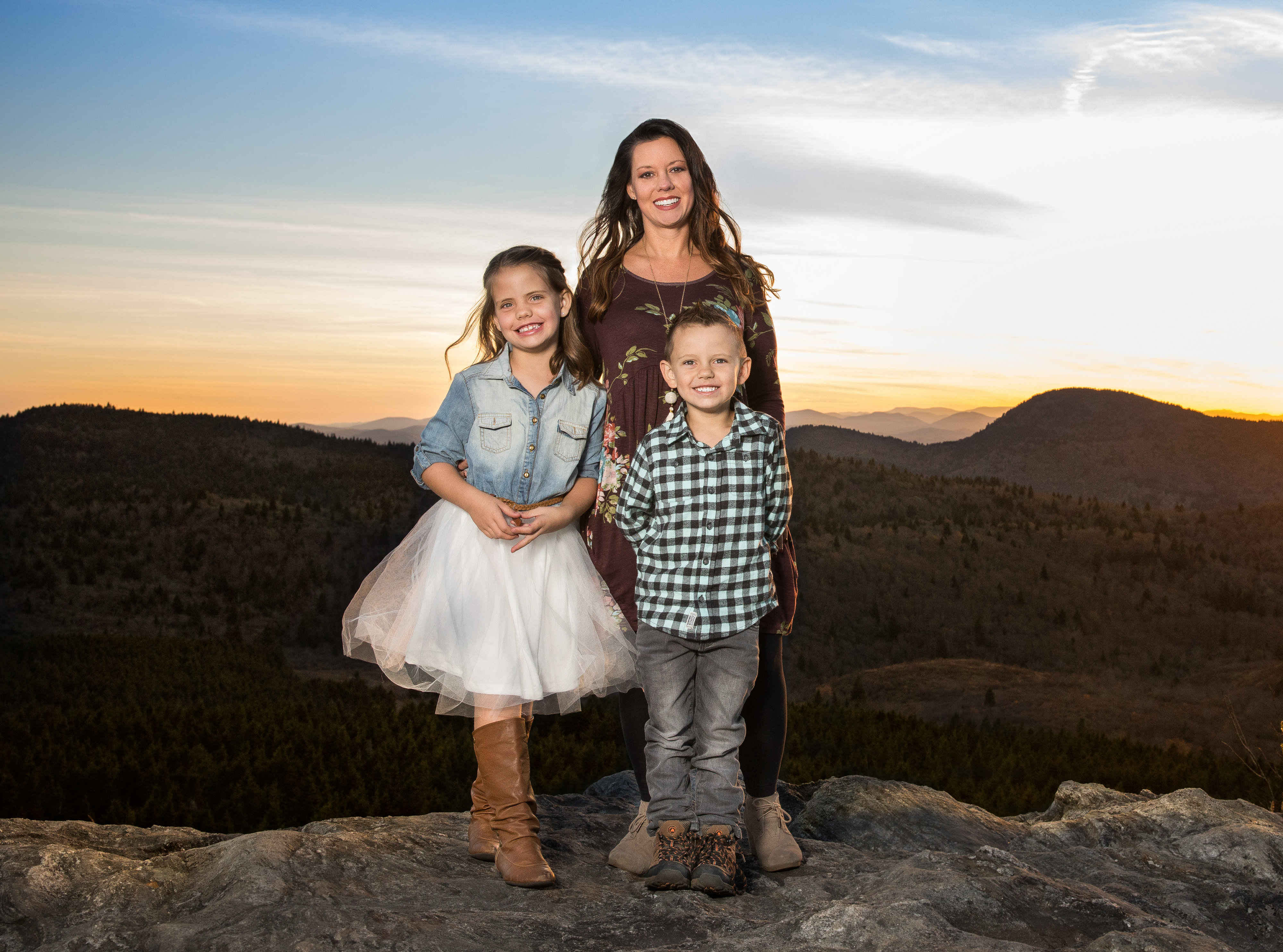Family Photographer Asheville