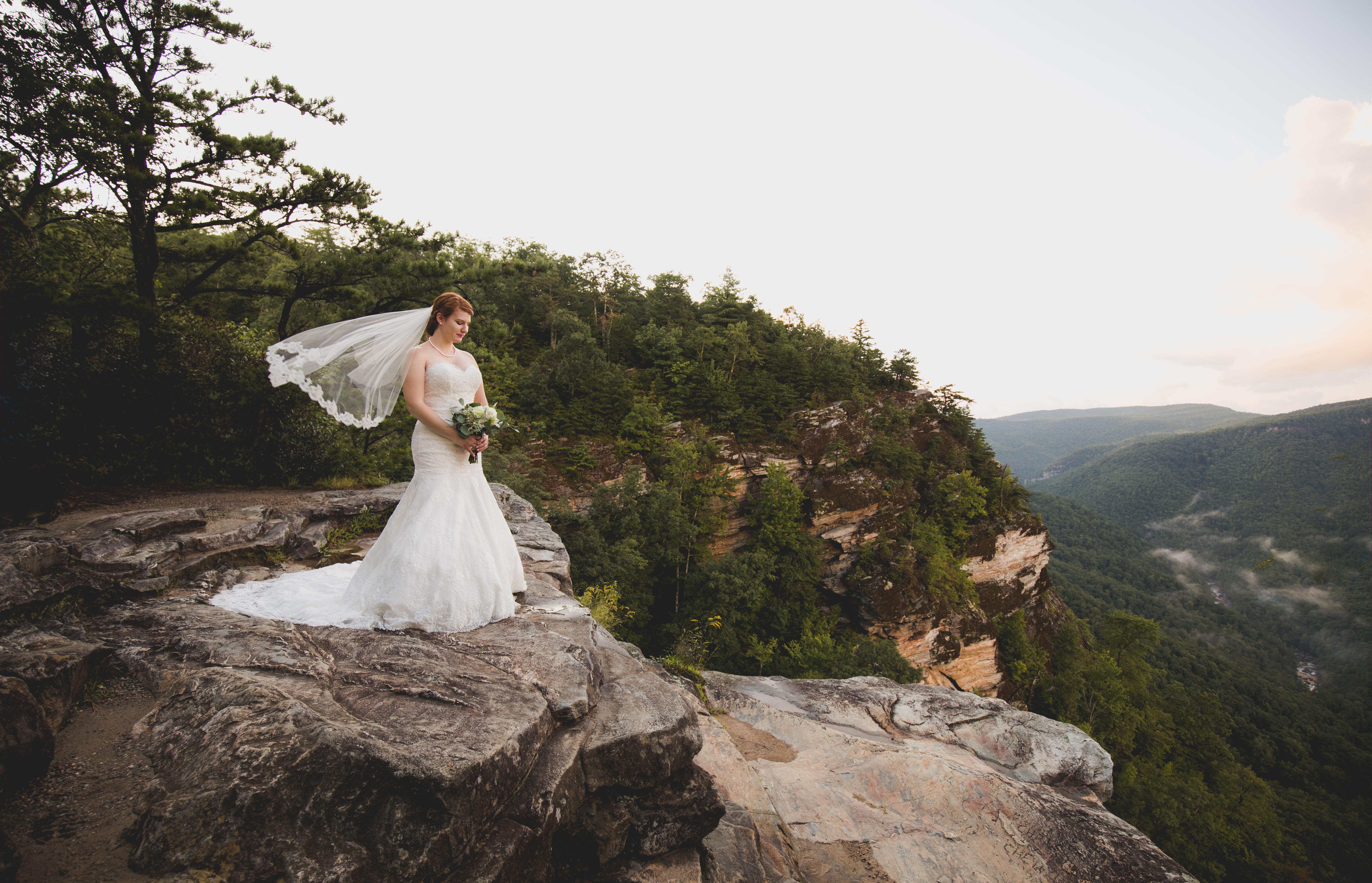 adventure bride