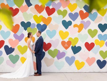 Byron's South End Wedding: L + J