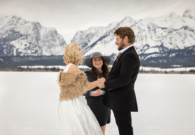 Grand Teton National Park Wedding