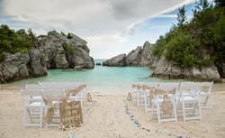 destination beach wedding bermuda