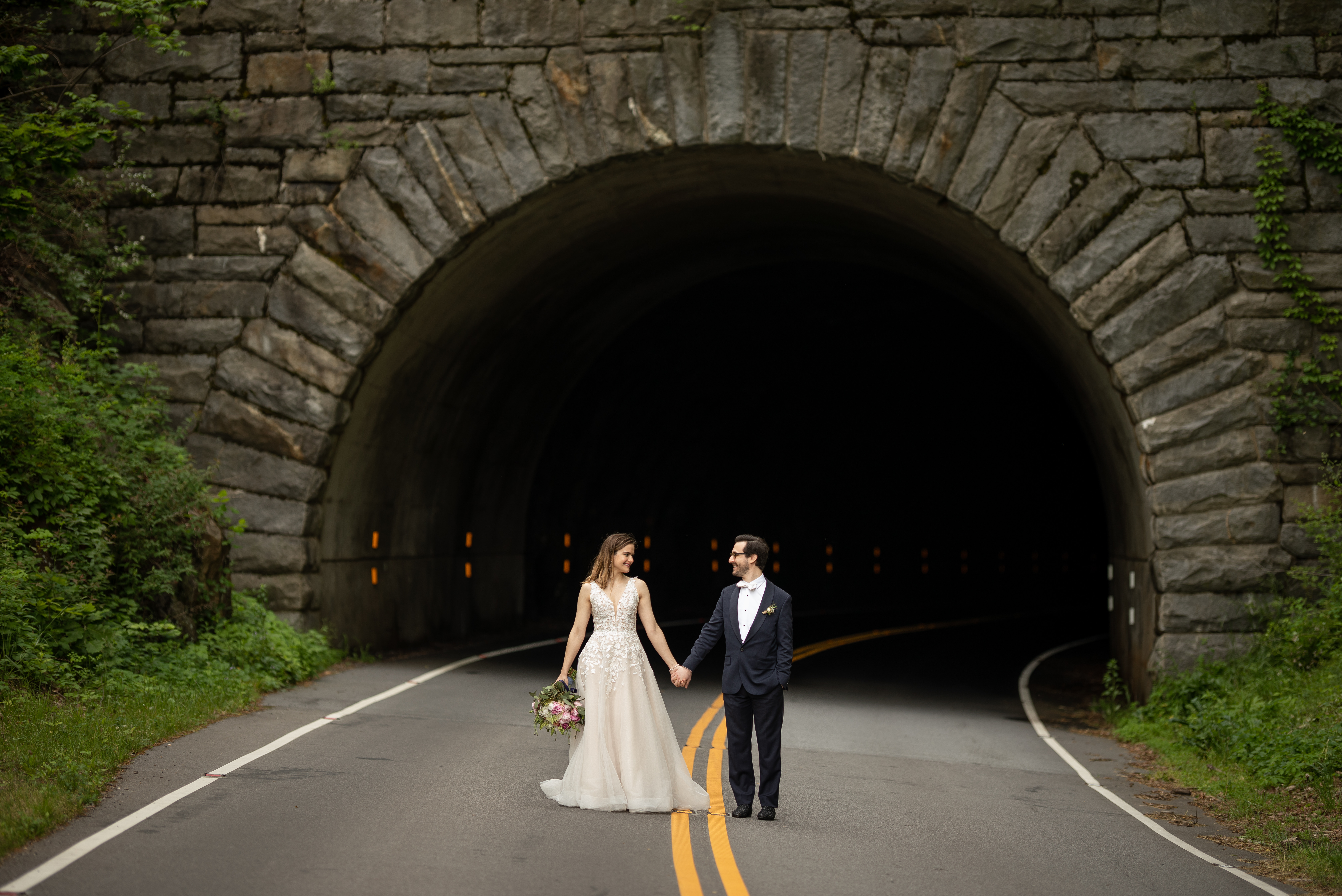 Elopements on the blue ridge parkway