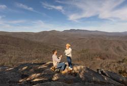 Asheville mountain proposal