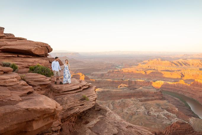 Adventure Engagement Moab