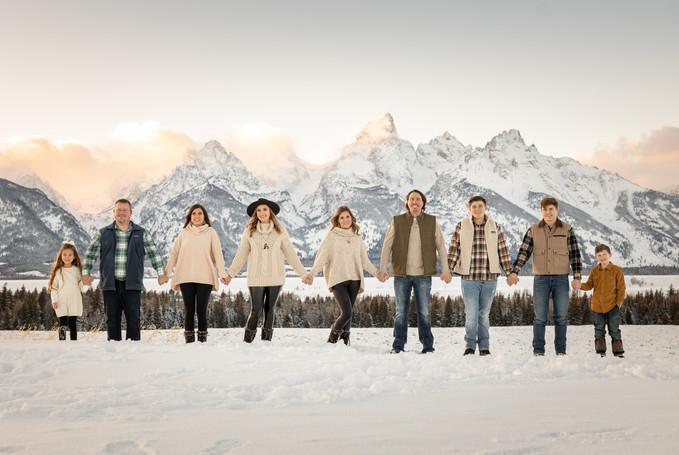 Jackson Hole Family Photographer