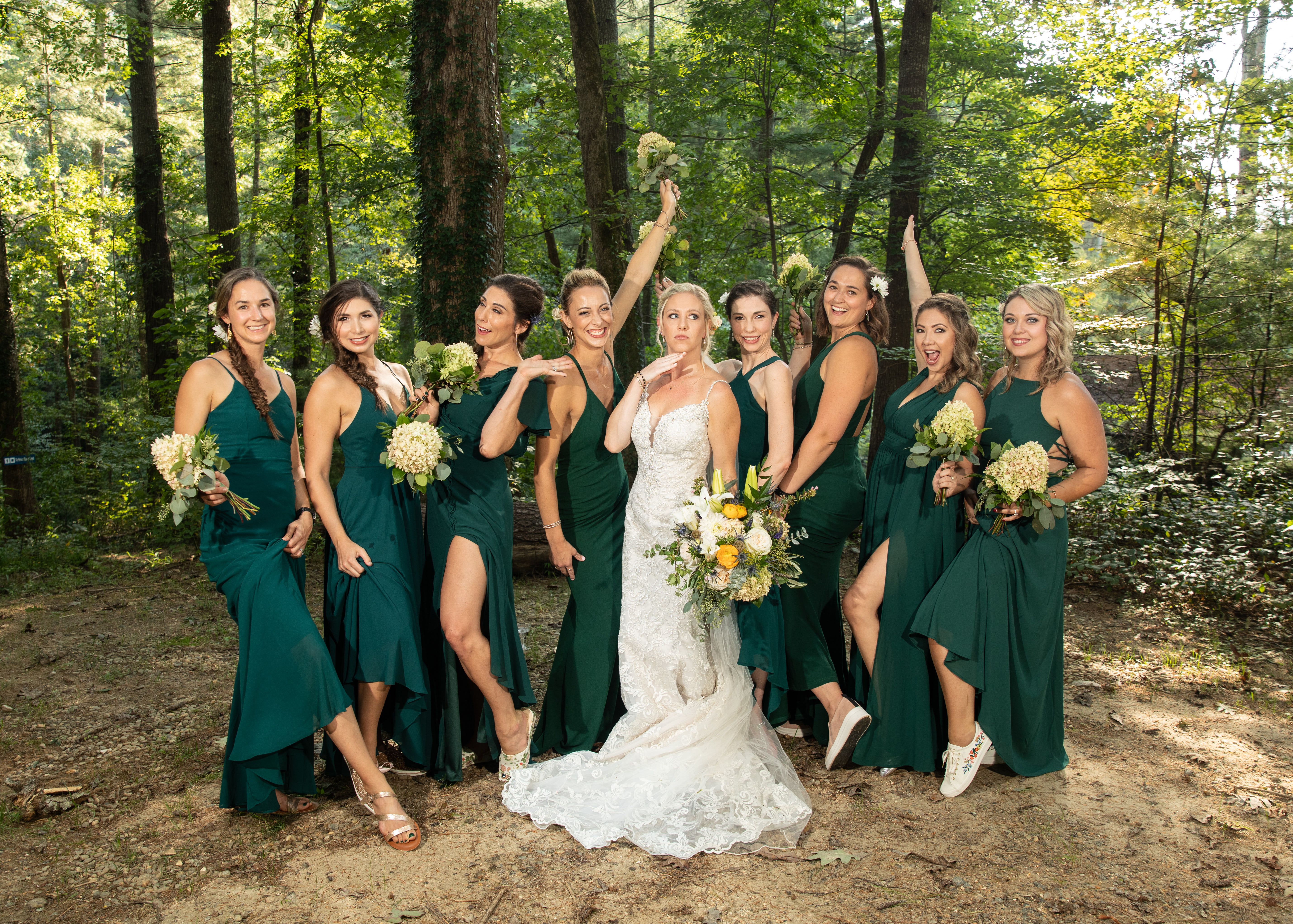 Camp Pinnacle Wedding