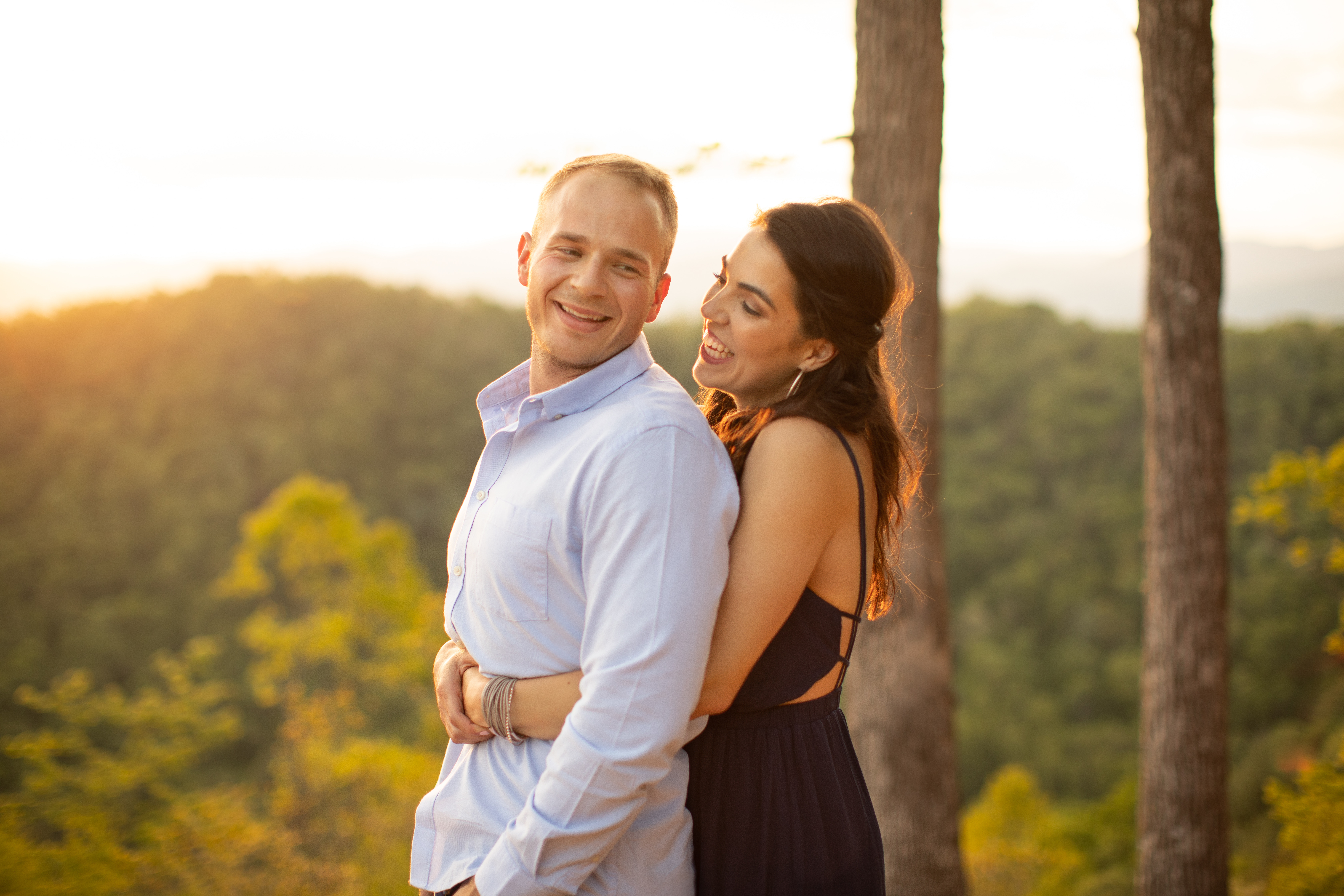 The Parker Mill Engagement