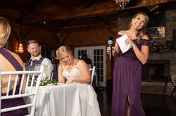 Inn at Tranquility Farm Wedding