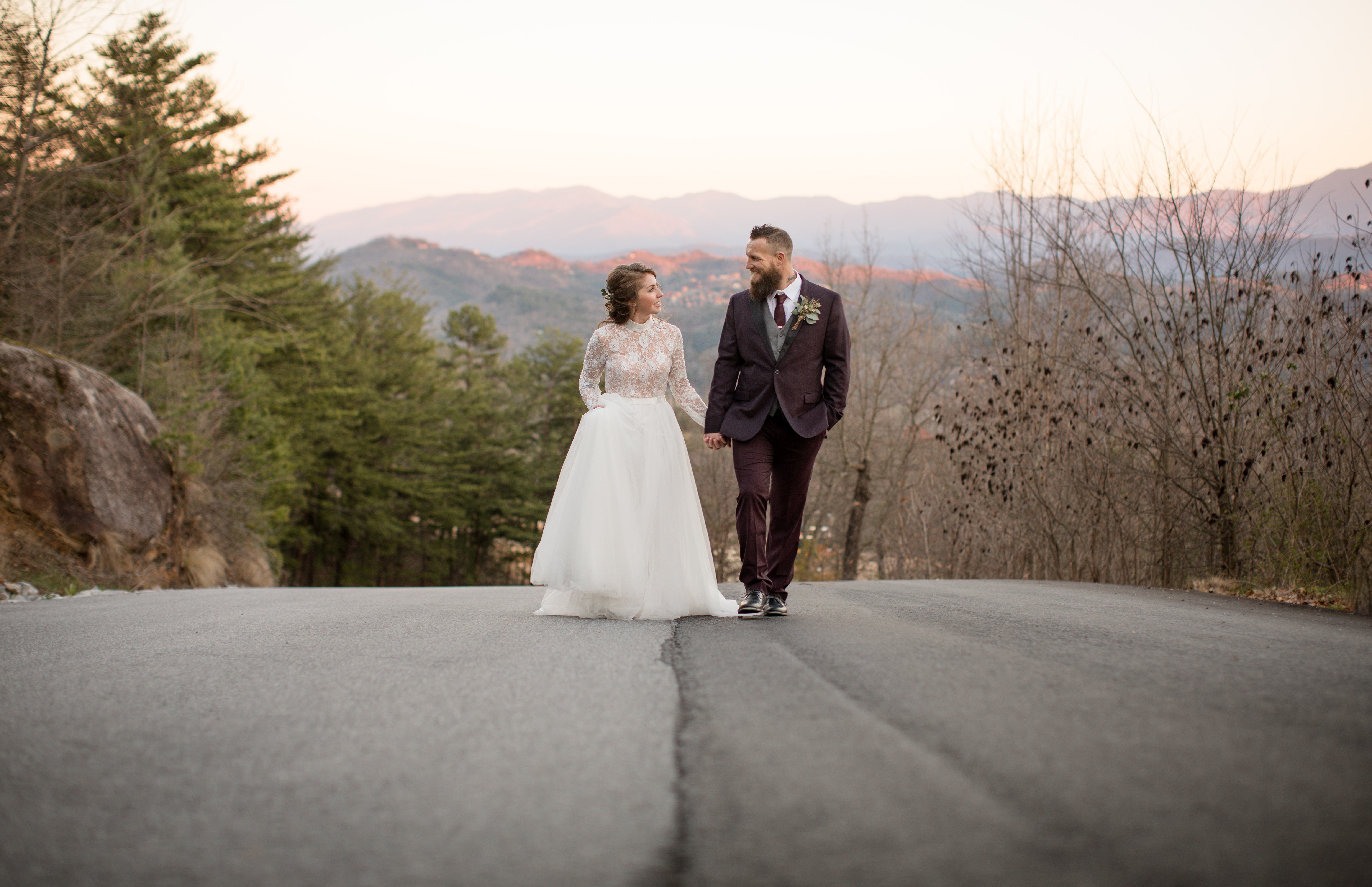 Gatlinburg Elopement ideas
