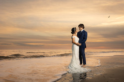 Weddings on the beach in Charleston