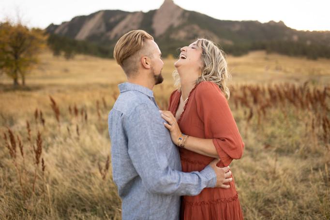 Jackson Hole Engagement Photography