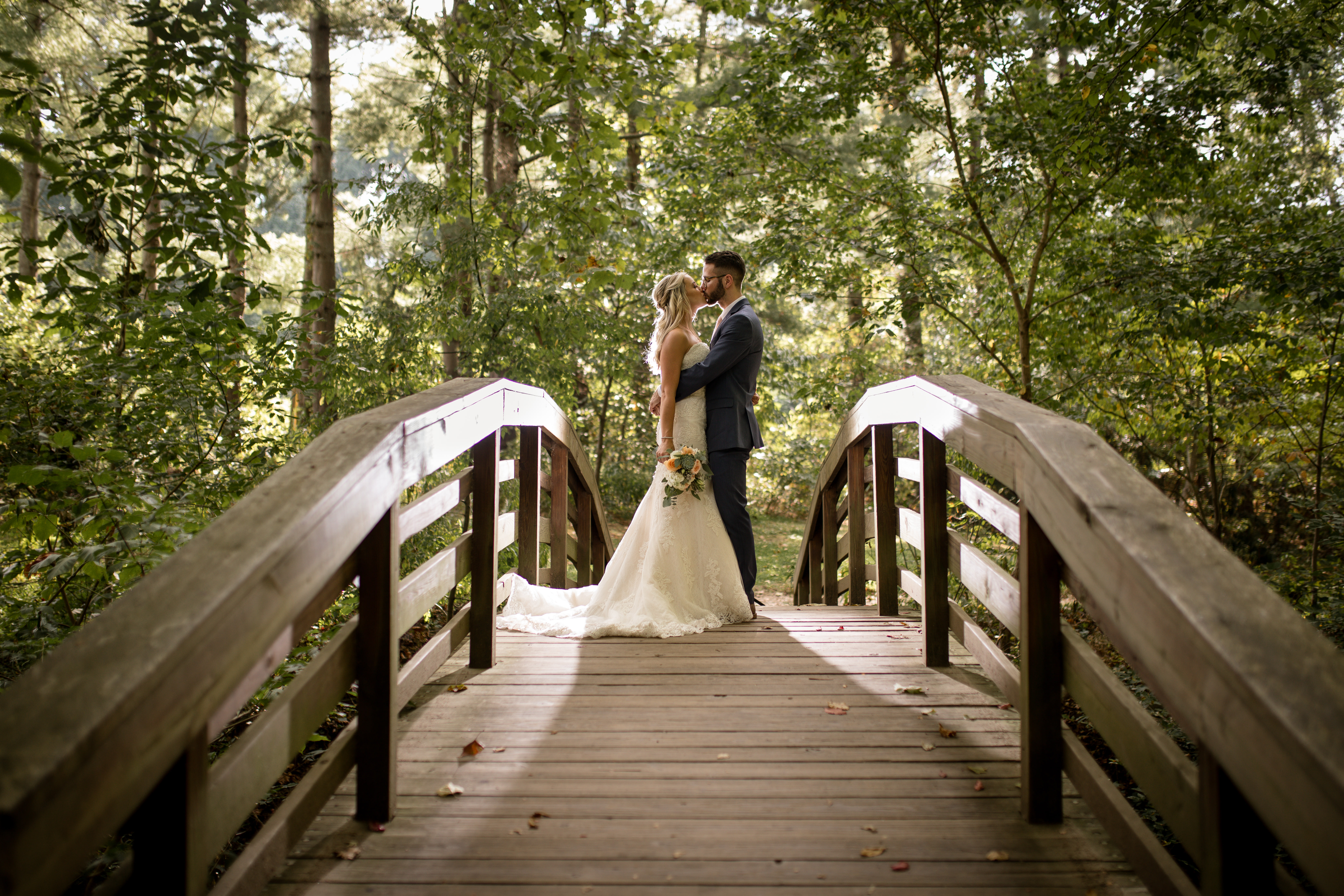 Crest Center and Pavilion Weddings