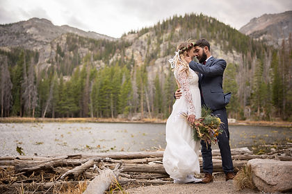 Photo of a Wedding in Jackson Hole