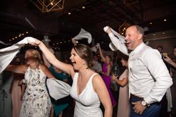 Byron's South End Wedding Reception