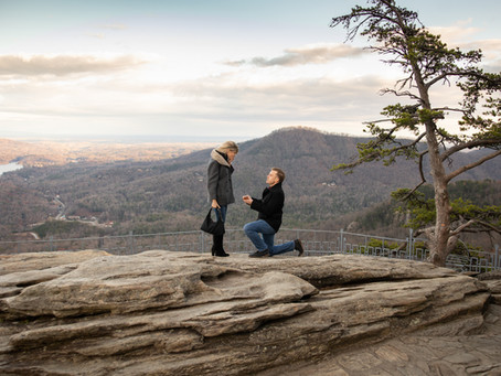 Chimney Rock Proposal : A + M