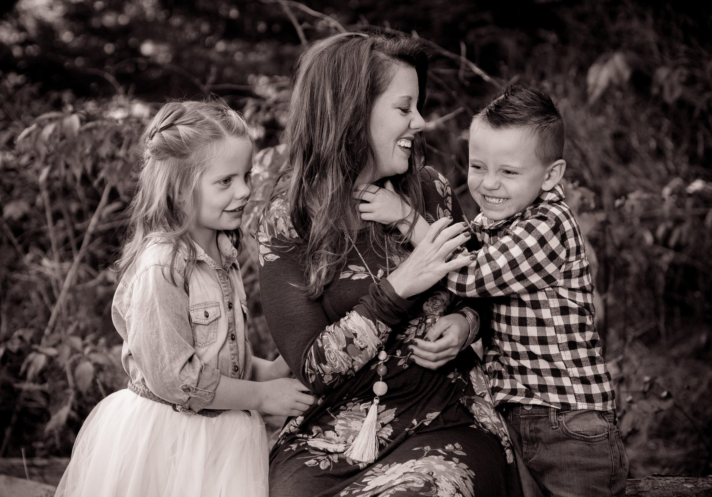 Family Photos Asheville