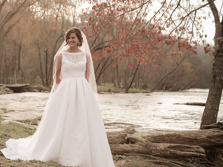 Bridal Sessions & why YOU should get one!