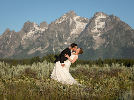 Planning your elopement in the Grand Teton National Park