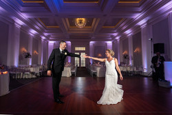 Wedding Ballroom at Ellis preserve