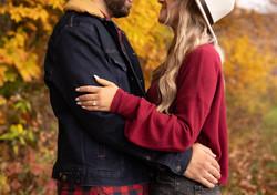Fall proposal near Asheville
