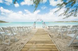 Exuma Bahamas Wedding