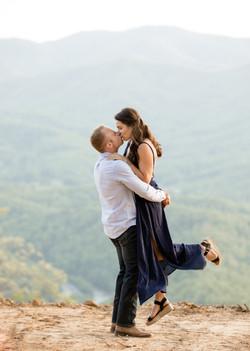 Parker Mill Engagement Photos