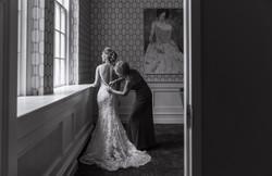 Ballroom at Ellis preserve weddings