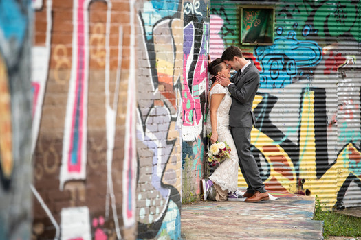 West Asheville Wedding Photographer