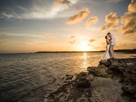 Exuma Bahamas Wedding: Gina + Jamie