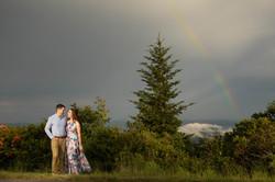 Blue Ridge Parkway Engagement