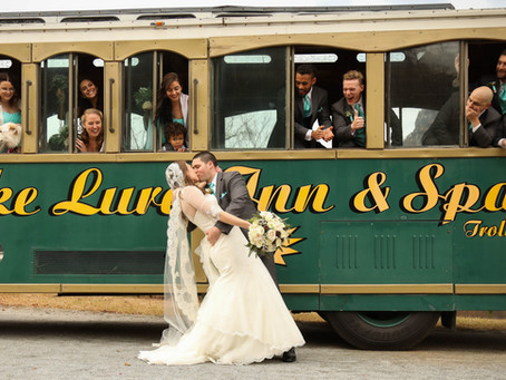 1927 Inn Lake Lure Wedding - Candice + Roc