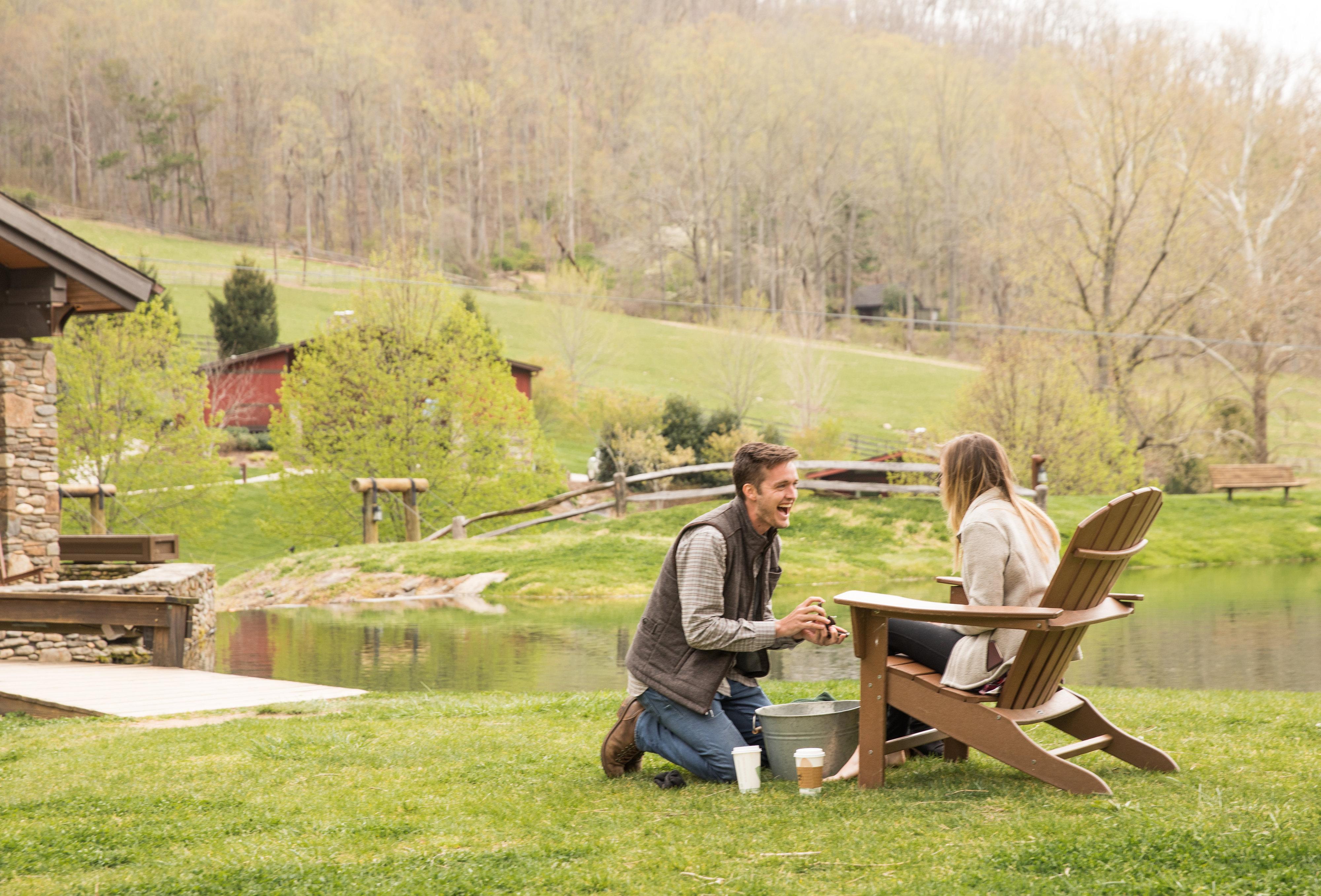 Asheville proposal photographers