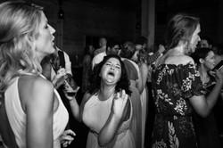 windy hill barn wedding reception