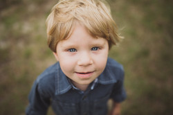 2 year old portrait session