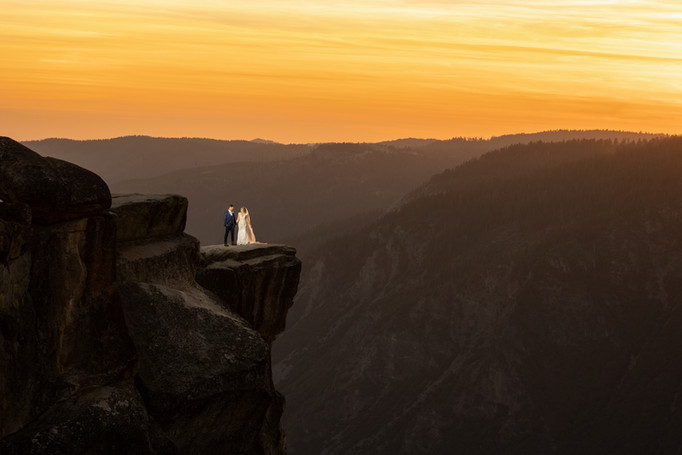 Yosemite Elopement Photographers
