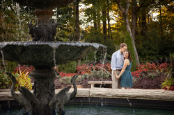 Duke Gardens Engagement