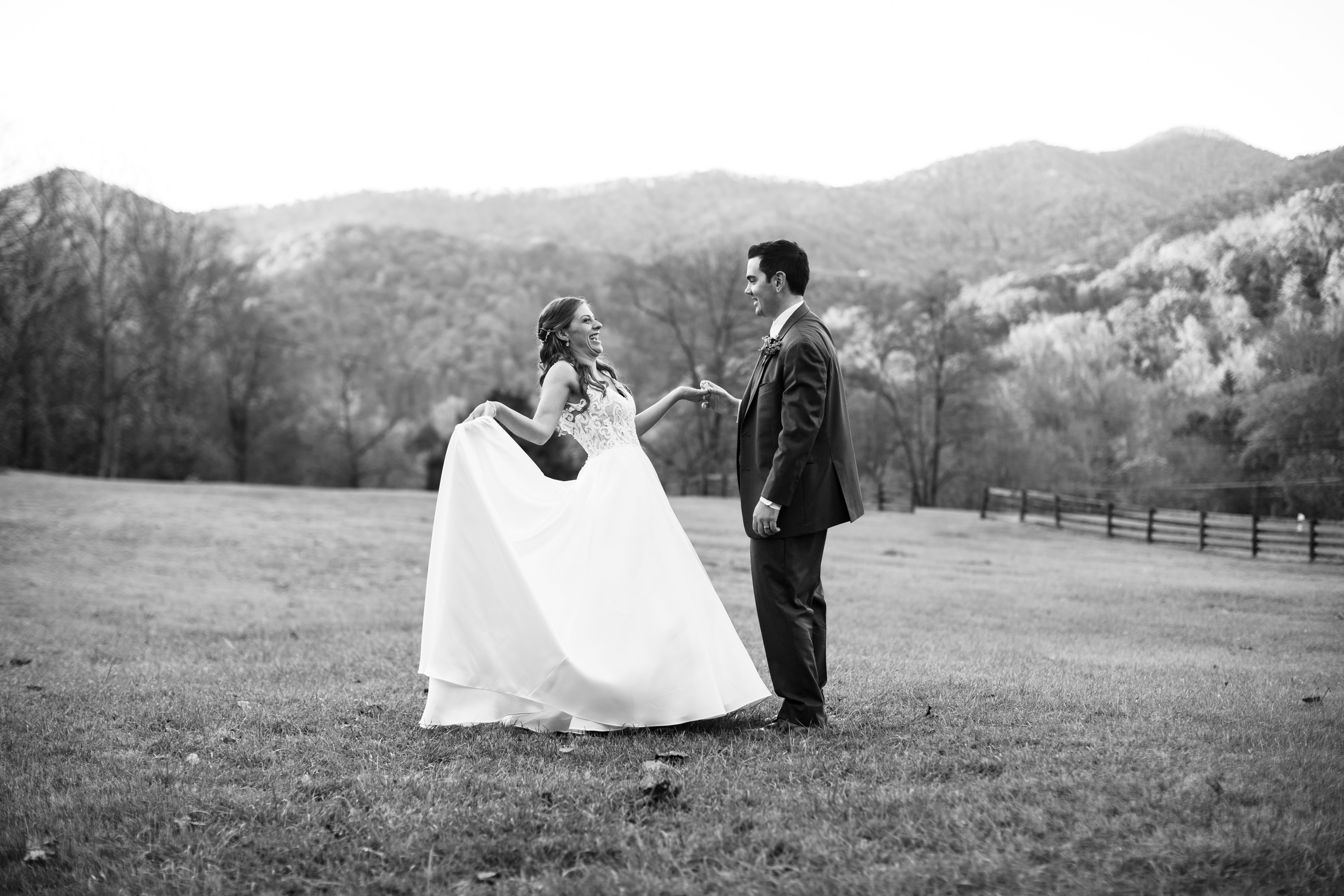 Fields of Blackberry Cove Weddings