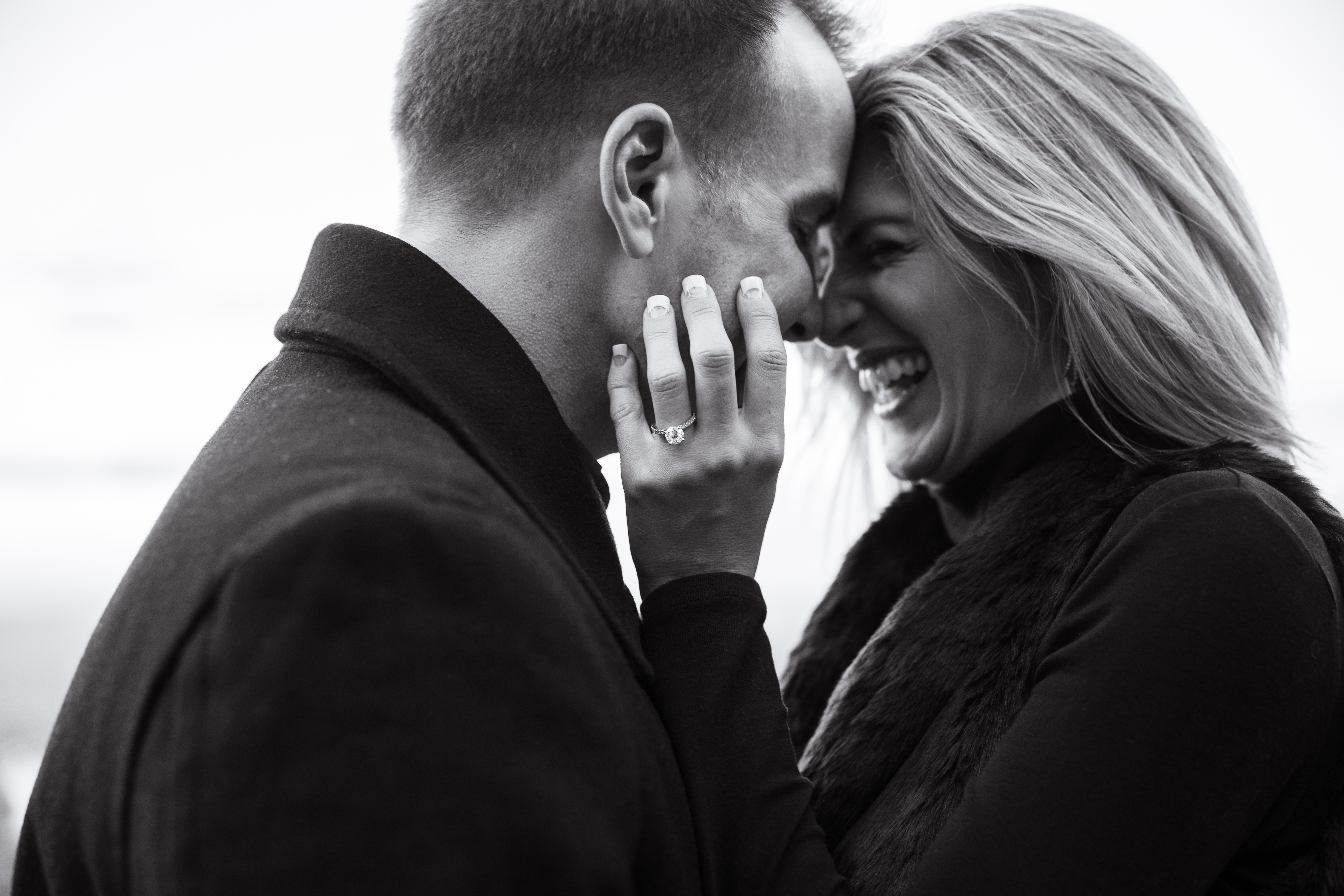 Asheville proposal photographer