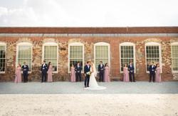 Cloth Mill at Eno River weddings
