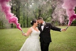 Barn at Tall Oaks wedding photos