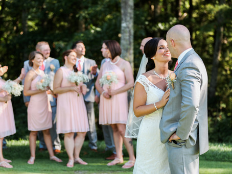 Wedding Photography:  Making time on your big day for these 4 moments!