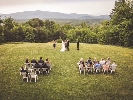3 Reasons a small wedding is for you!
