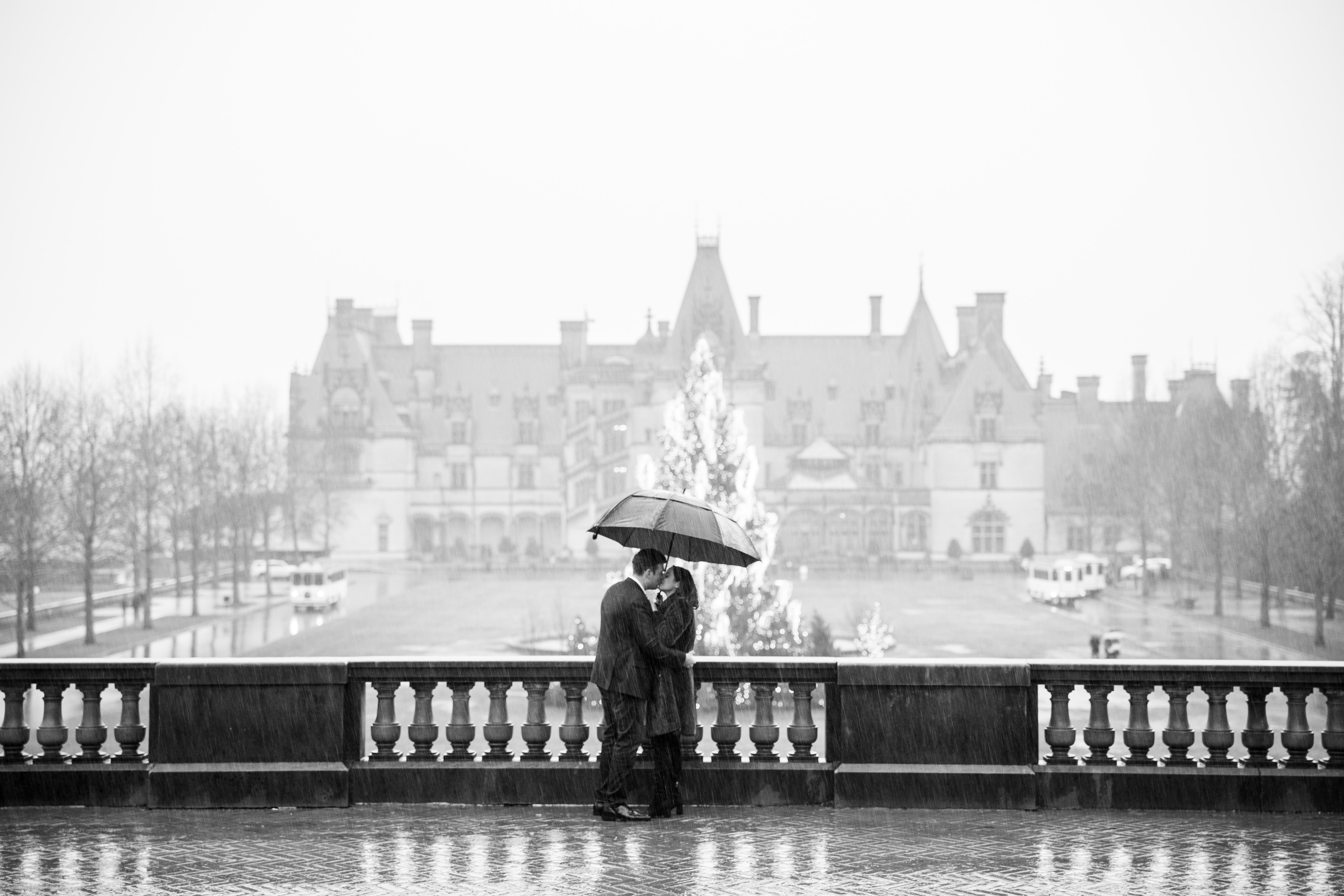 Biltmore Engagement Photographer