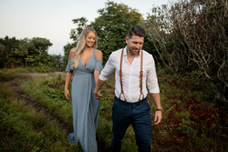 Craggy Gardens Engagement